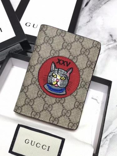 구찌 PVC 여권지갑 506275 - 레플월드